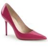 CLASSIQUE-20 Hot Pink Patent